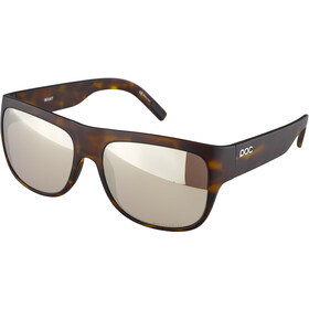 POC Want Lunettes, tortoise brown